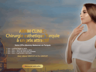 Chirurgie esthétique en Turquie