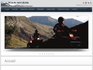 Aravis-services.com