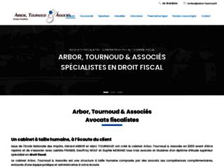 cabinet ARBOR TOURNOUD & ASSOCIES
