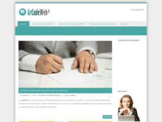Blog de Arcade Web Fr