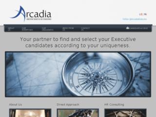 Détails : Recrutement de cadre dirgeant : Arcadia Executive