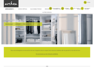 Archea - Concevez la bibliothèque de vos rêves