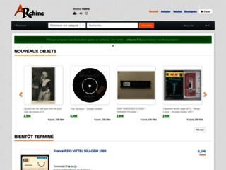 Détails : Timbres poste, pièces de monnaies, capsules de Champagne aux enchères - Archine