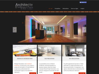 Détails : Architecte intérieur paris