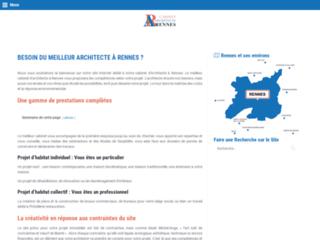 Architecte Rennes, votre cabinet d'architecture à Rennes