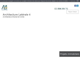 Architecture Latérale 4 à Braine-le-Comte