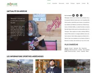 Ardeche Actu : guide et actualités en Ardèche