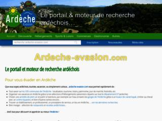 Détails : Informations touristiques et autres sur l'Ardèche