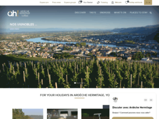 Tourisme en Ardèche Verte