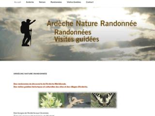 Ardèche Nature Randonnée