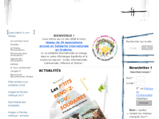 Ardèche Afrique Solidaires