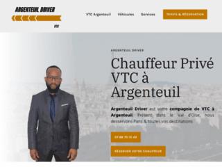 Argenteuil Driver, meilleure compagnie de VTC à Argenteuil