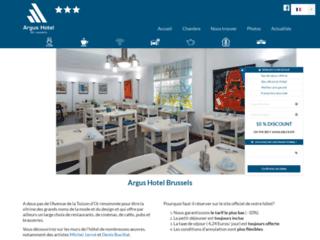 Détails : Argus hotel Brussels