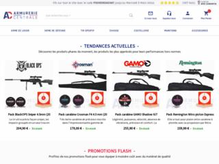 Armurerie spécialisée dans le tir de loisir - Boutique en ligne