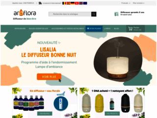 Détails : Aromatherapie Huiles essentielles Bio