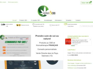 Aroma et CBD - Produits au CBD et aromathérapie