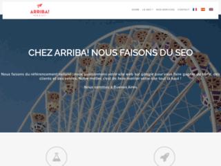 Arriba, agence de référencement à Buenos Aires