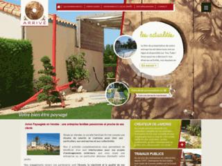 Détails : Arrivé le paysagiste de Vendée