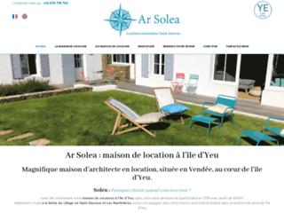Détails : Villa de vacances à l'île d'Yeu