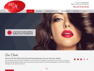 Salon de coiffure à Saint Jean de Bournay