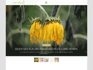 Art-floral.fr : le guide pratique des fleurs