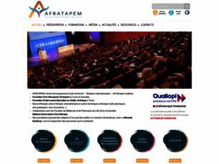 Détails : Afratapem - Formation à l'art-thérapie Tours
