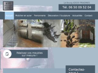 Détails : Essayez le mobilier en acier