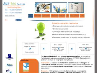 Détails : ART'ECO Electricite