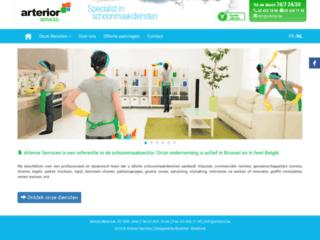 Arterior, l'entreprise de nettoyage à Bruxelles