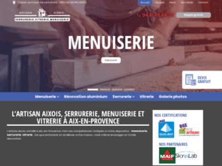 serrurerie, menuiserie et vitrerie à Aix-en-Provence