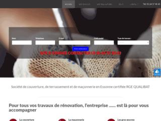 Artisan Couvreur 91