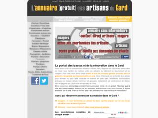 Artisans à Nîmes