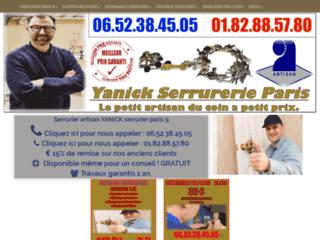 L'entreprise Jean Serrurerie à Paris 9