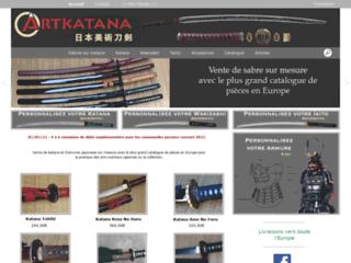 Détails : Artkatana - vente katana, tanto, wakizashi