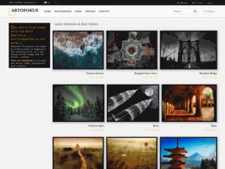 Artofokus, Achat de Photographies d'Art en Edition Limitée