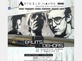 Arts le Havre 2010 : biennale d'art contemporain du Havre