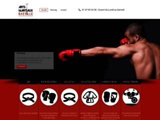 Détails : Autodéfense avec Arts Martiaux Bastille