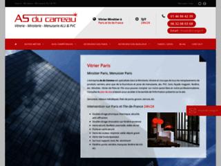 Détails : Vitrier Paris | Artisan vitrier miroitier Paris - 01.46.86.42.39