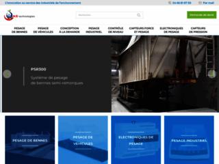 Détails : Le site AS Technologies