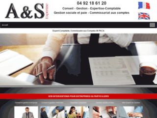 A&S Expertise : Gestion, Conseil, Expertise Comptable