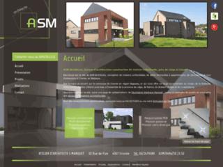 Détails : ASM Architecte : Construction de maisons individuelles