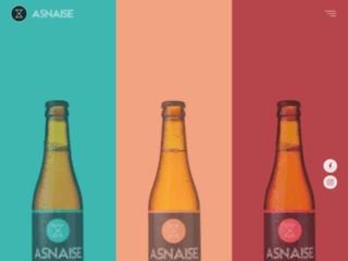 ASNAISE, des bières locales belges au goût exceptionnel