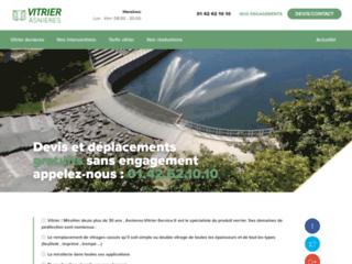 Vitrier Asnieres Service : Devis et Déplacement Gratuits