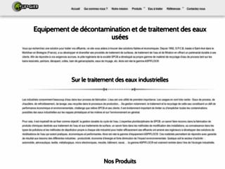 Détails : Aspifloc équipements de recyclage de l'eau et de traitement des boues