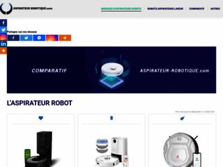 Aspirateur Robotique