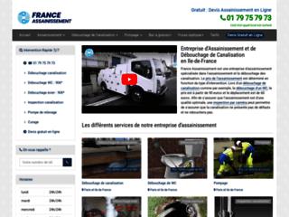 entreprise France Assainissement