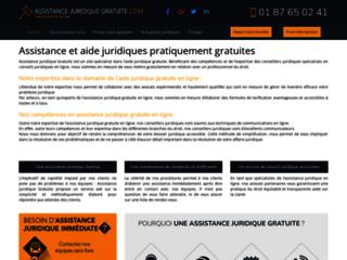 Détails : Assistance juridique