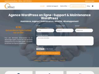 Détails : Assistance Wordpress, votre agence spécialisée