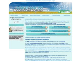 Détails : Assurance-deces-Obsèques.com