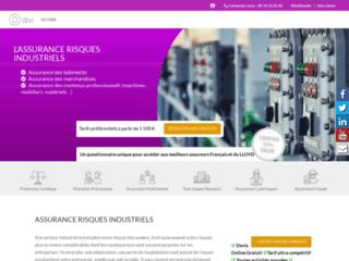 Votre assurance risques industriels